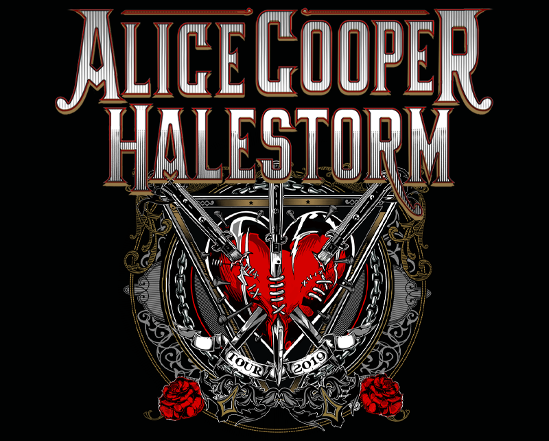 More Info for Alice Cooper and Halestorm