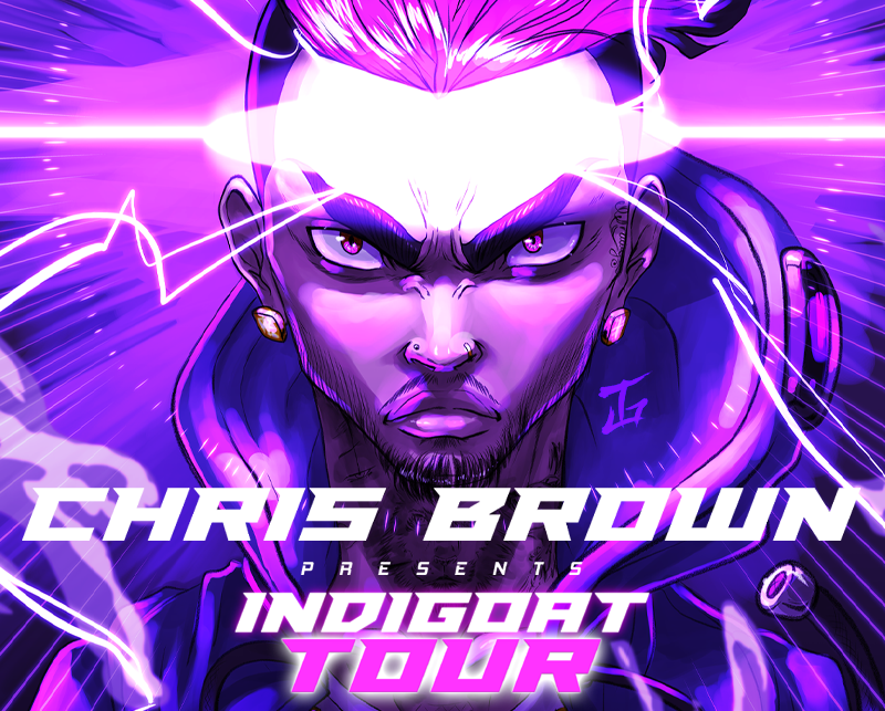 More Info for Chris Brown - INDIGOAT Tour 2019