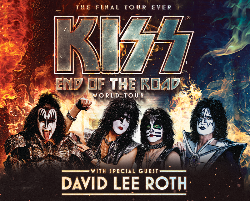 More Info for KISS End of the Road World Tour