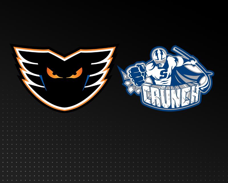 More Info for Lehigh Valley Phantoms vs Syracuse Crunch