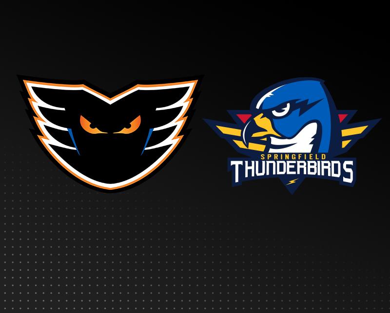 More Info for Lehigh Valley Phantoms vs Thunderbirds