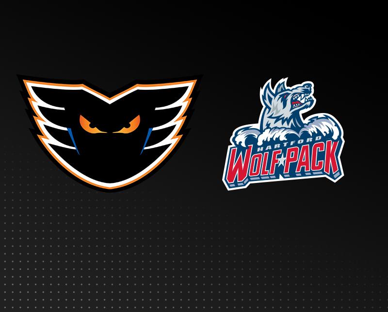 More Info for Lehigh Valley Phantoms vs Hartford Wolf Pack